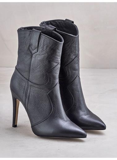 Elle Çizme Siyah